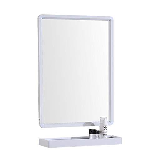 XIANWEI Espejo De Baño Montado En La Pared Espejo Grande del Lavabo del Lavabo del Espejo De Vanidad...