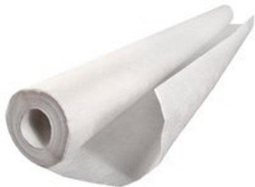 Tovaglia carta a rotolo tibo b bianco cm 100x50 mt