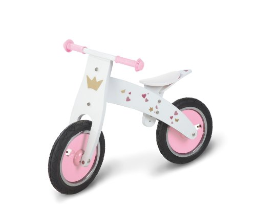 Pinolino - 239455 - Vélo et Véhicule pour Enfant - Vélo à Marcher - Pinky