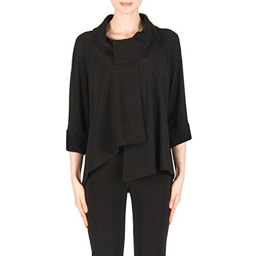 Joseph Ribkoff Black Jacket Style 183227 - Fall 2018 HOT Style