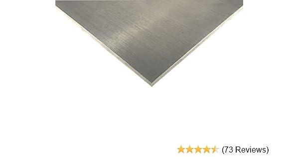 100mm x 100mm x 3mm 3-10mm Aluminium Blech Platte AlMg Alublech Aluplatte Zuschnitt w/ählbar