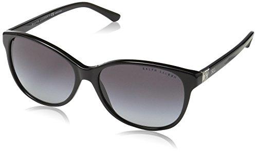 Ralph Lauren Damen 0Rl8116 50018G 57 Sonnenbrille, Schwarz (Black/Gray Gradient)