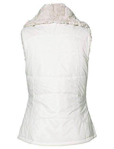 VAUDE gilet storlett veste pour femme Blanc - Blanc cassé
