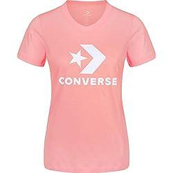 Converse Star Chevron Core W Camiseta Coral