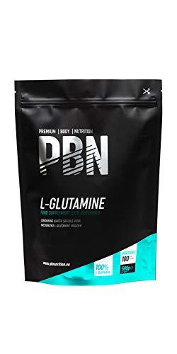 PBN L Glutamine 500g Pouch