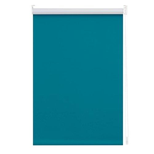 Lichtblick Estor, Tela, Azul Turquesa 40 x 190 cm