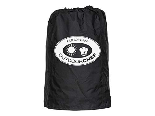 Outdoorchef Abdeckhaube Gasflasche, Gasflaschenhülle, schwarz, 50x50x53 cm, 18.221.52