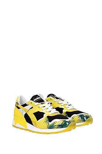 2011706360197028 Diadora Heritage Sneakers Herren Stoff Gelb Gelb