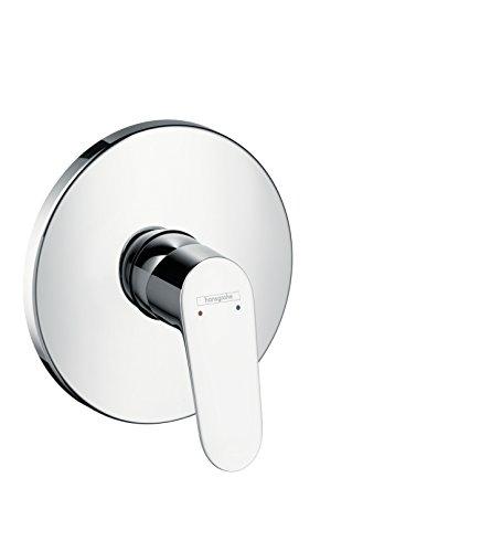 hansgrohe Focus Unterputz Einhebel-Brausemischer, 1 Verbraucher, chrom