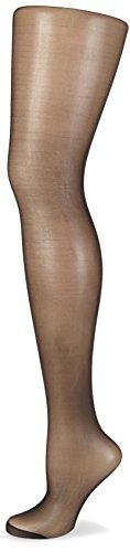 Nur Die Seidenfein Strumpfhose, Collants Femme, 15 DEN, Noir-Schwarz (Schwarz 94), 48 (Taille Fabricant: 44-48=L)