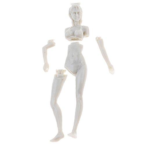 1/35 Harz Mini Mädche Bikini Figur Modellfigur ( Unlackiert )
