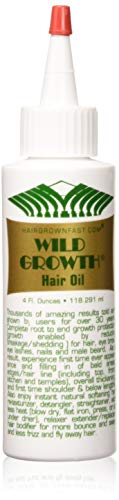 Wild Growth Hair Oil 4oz Pack of 2 by Kodiake