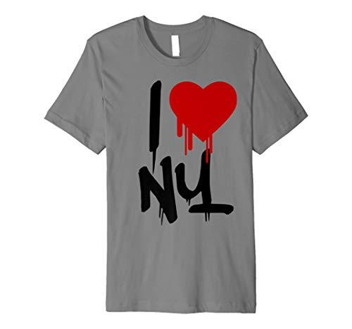 I Heart NY I Love New York Shirt NYC Herren Damen Kinder Größen
