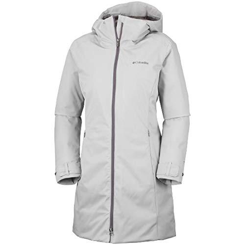 Columbia Autumn Rise Mid Jacket Größe One size Flint Grey