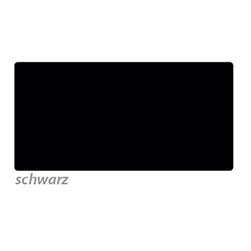 Tonpapier, 50 x 70 cm, 10 Bg., schwarz - Bastelpapier Bastelkarton Tonkarton