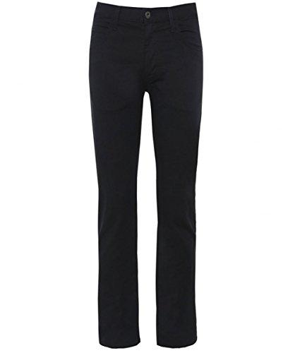 Emporio armani uomo j45 slim fit jeans nero 46 regolari