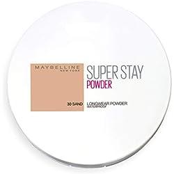 Maybelline Superstay 24h Poudre Résistant à l'eau N° 030 Sand / Sable