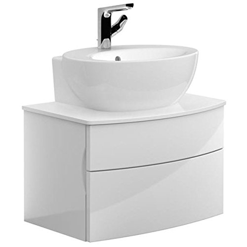 Villeroy + Boch Waschtischunterschrank Aveo new generation A847GF 616x400x440 Glossy White Lack, A84 (White Glossy Lack)