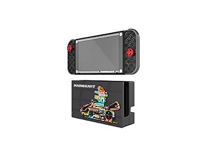 Nintendo Switch Mario Kart Play & Protect Screen Protection & Skins by PDP (Nintendo Switch)