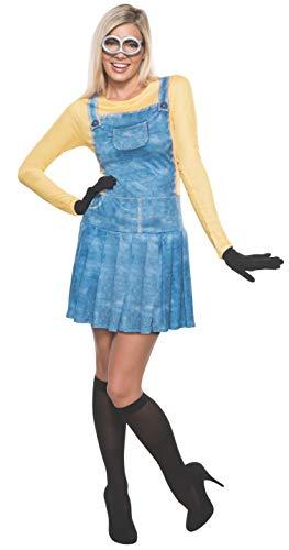 Rubie 's Offizielles Damen Minion Kleid ()