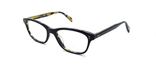 Oliver Peoples Rx Eyeglasses Frames Ashton 5224 1309 50x17 Black / Dark Tortoise