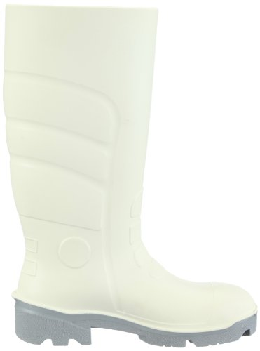 Nora Multimax 75470, Chaussures de sécurité mixte adulte Blanc-TR-J2-8