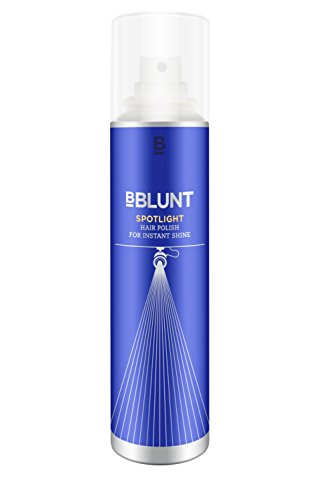 BBLUNT Spotlight Hair Polish for Instant Shine, 150ml