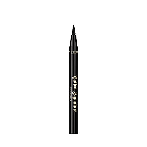 L'Oreal Paris Tattoo Signature 24HR Liquid Eyeliner, Black