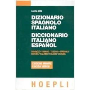 Dizionario spagnolo-italiano-Diccionario italiano-