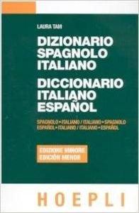 Dizionario spagnolo-italiano-Diccionario italiano-espanol. Ediz. minore