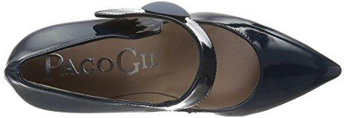 Paco Gil P3123, Scarpe Col Tacco Donna Blu (Blau (OIL))