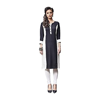 J B Fashion Women Kurti - Multi-Coloured There might be slight color variation due to lightings & flash while photo shoot