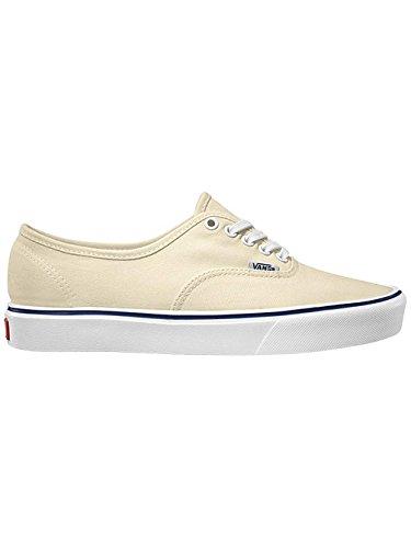 Vans Unisex-Erwachsene M Authentic Lite Sneaker Natural/White