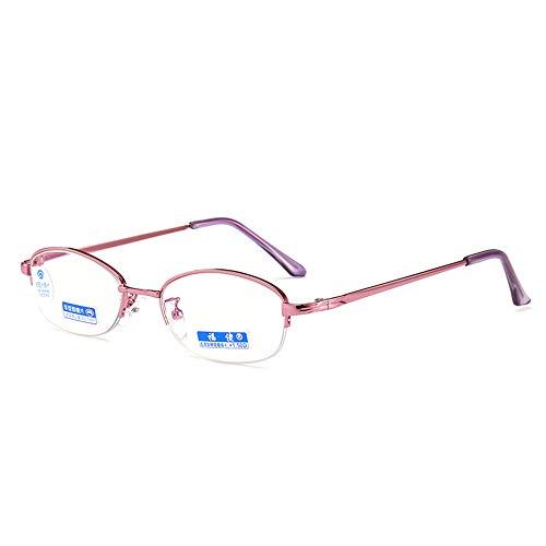 2450a35c7b GEMSeven Gafas De Lectura Para Mujeres Gafas De Presbicia Gafas Medias  Montura Hipermetropía Lentes De Dioptrías