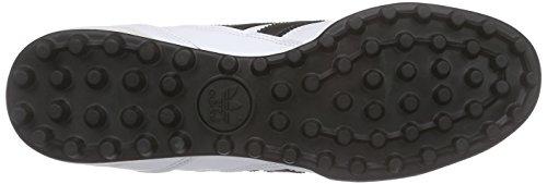adidas Kaiser 5 Team, Scarpe da Calcio Unisex – Adulto Bianco (Ftwr White/core Black/core Black)