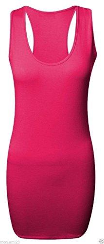 Fashion & Freedom - Canotta -  donna Hot Pink