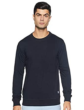 Amazon Brand - Symbol Men's Regular fit Sweatshirt