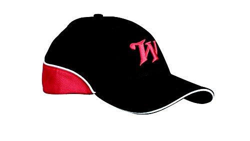 winchester-casquette-winchester-w-noire