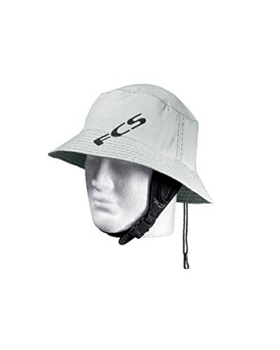 FCS Hats - FCS Wet Bucket Hat - Grey