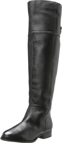 Chinese Laundry Flash Cuir Botte Black