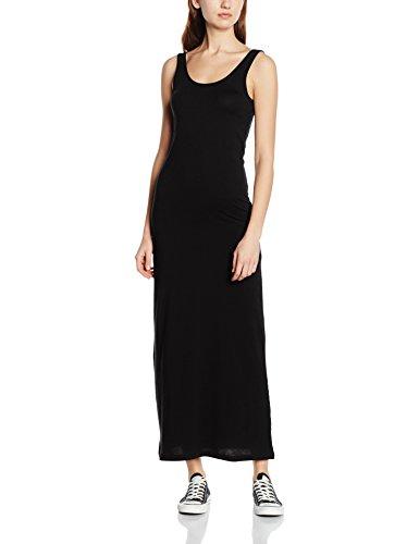 Only 15109391, Robe Femme, Noir Noir (Black)