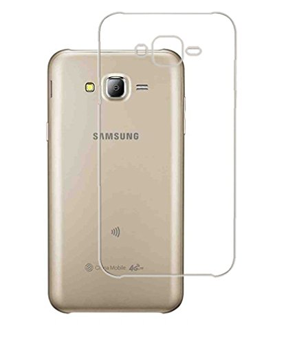 IND Crystal Clear Transparent Hard Back Case Cover for Samsung Galaxy J7 Prime With FREE OTG Adapter (Combo Offer)  available at amazon for Rs.140