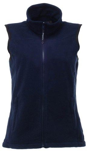 Regatta Damen Haber II 250 Serie Fleece-Weste, ärmellos (44 DE) (Schwarz) (Ärmelloses Damen Sportbekleidung)