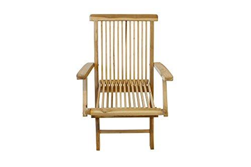 Sedie In Legno Con Braccioli : Avanti trendstore sedia pieghevole in legno con bracciolo