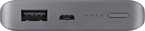 Samsung Batería Externa Tipo C - 10000mAh - color gris- Version española