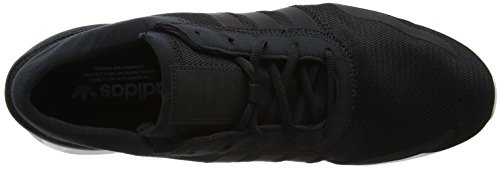 adidas Los Angeles, Sneaker Basses Homme Multicolore (Core Black/core Black/ftwr White)