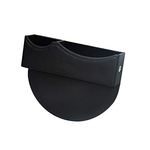 PU-Leder-Auto-Taschen-Organisatoreinsatz in Seat Gap, Multifunktions-Aufbewahrungsbox für Tesla Model S Model X Model 3