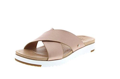 Ugg Chaussures Kari Sandales en Or Metallique Femme
