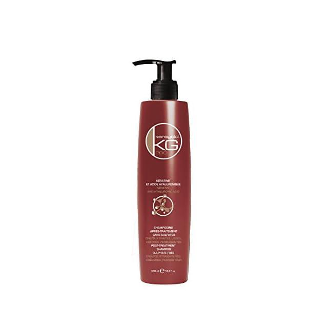 GK hair global keratin - kératine apres shampooing Revitalisant hydratant  300ml MC  GKH  300 1725e396fd20