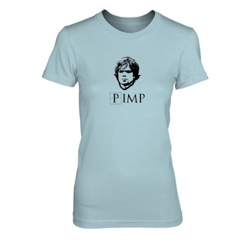 GoT: Pimp - Damen T-Shirt Hellblau
